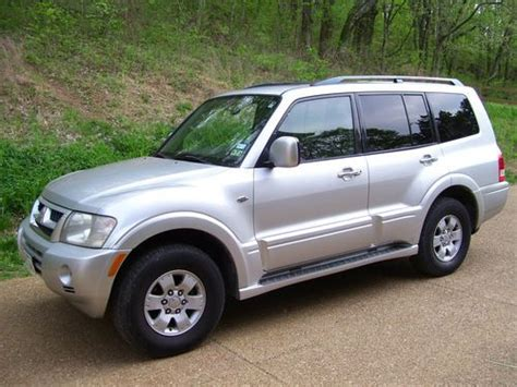Mitsubishi Montero Limited 2003 by Find Used 2003 Mitsubishi Montero Limited Sport Utility 4