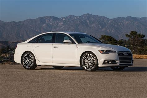 2018 Audi A6 Sedan Pricing  For Sale Edmunds