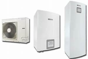 Pompe à Chaleur Aérothermique : les pompes chaleur air eau bosch ~ Premium-room.com Idées de Décoration