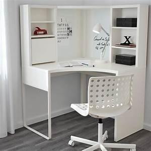 Bureau D Angle But : petit bureau gain de place 25 mod les pour votre ordinateur joli place ~ Teatrodelosmanantiales.com Idées de Décoration