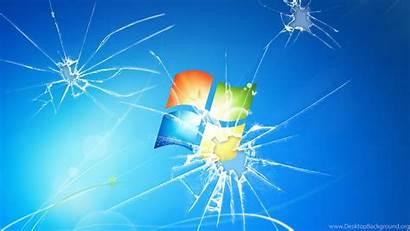 Screen Broken Windows Wallpapers Cracked 1080p Background