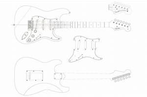 famous fender headstock template frieze example resume With bender fender template