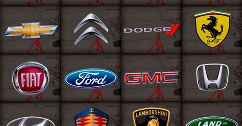 Logotipos De Marcas De Carros (30 Peças