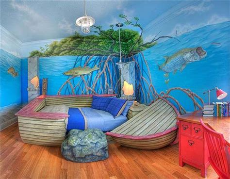 Awesome Kid Bedrooms by Awesome Kid Bedrooms The Sea Just Amorous