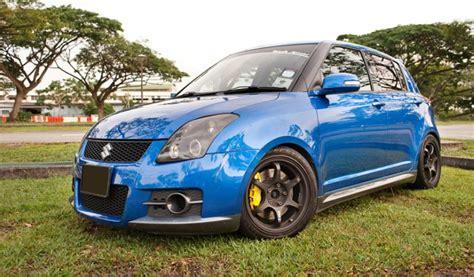 Mega Photo Gallery Of Modified Maruti Suzuki Swift