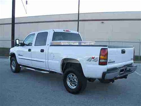 automobile air conditioning service 2006 gmc sierra 2500 lane departure warning find used 2006 gmc sierra 2500 crewcab 4x4 sle duramax