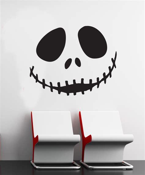 wall art sticker decal vinyl 0114 jack skellington nightmare before christmas ebay