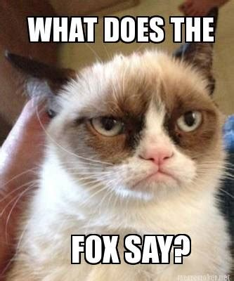 What Does The Fox Say Meme - what did the fox say meme 100 images what does the fox say haha this was my first assumption