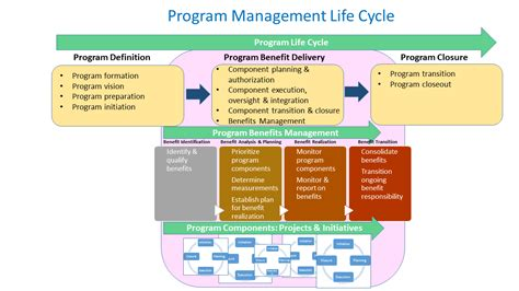 program management program management it portfolio management of waterloo