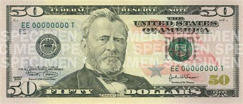 united states fifty dollar bill counterfeit money