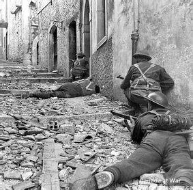 italian caign battles in europe in world war ii
