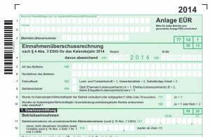 Einnahme überschuss Rechnung Formular : einnahmen berschuss rechnung e r ~ Themetempest.com Abrechnung