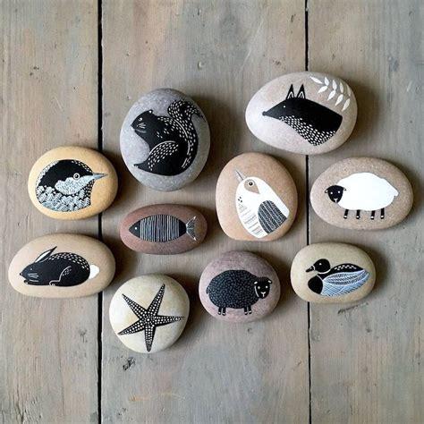 steine bemalen mit acrylfarbe 1001 kreative und leichte ideen zum steine bemalen diy ideen steine bemalen