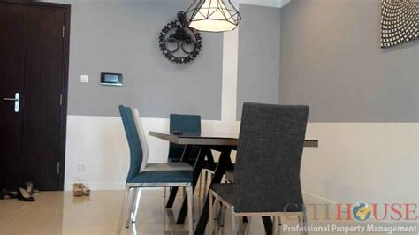 Apartment For Rent At Sunrise City, 3 Bed, Fully Furnished
