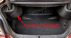 Fuse Box Diagram Buick Lacrosse  2010