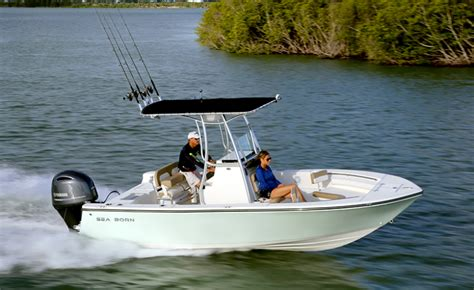 Center Console Boats Weight by Center Console Boats By Sea Born Composite Research Inc