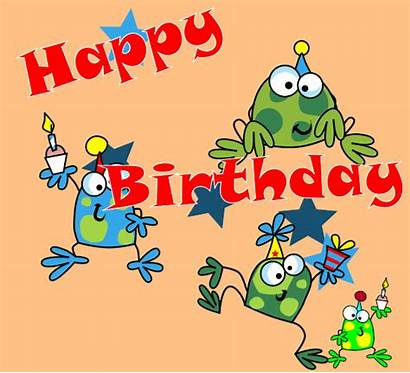 Birthday Happy Fun Frogs Funny Wishes 123greetings