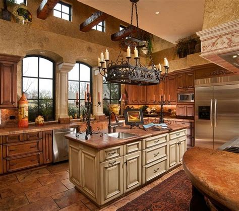 Aran cucine is a family owned business with over 60 years of italian craftsmanship behind us. Tuscan style kitchens - marvelous Kitchen ideas. Tuscan Style Kitchen | Mediterranean kitchen ...