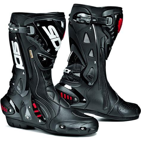 motorcycle boots sidi stealth st gore tex waterproof motorcycle motorbike