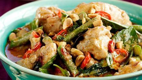 recette cuisine thailandaise traditionnelle recettes poulet