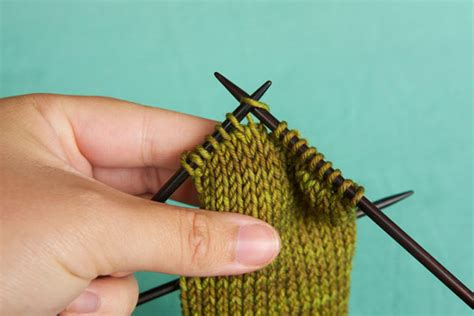 ssk knitting how to work a ssk slip slip knit decrease tin can knits