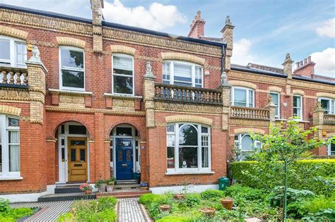 House Barnes by The Crescent Barnes 4 Bed Terraced House 163 2 600 000