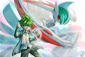 Pokemon Of The Day: Mega Gallade Moveset - Nintendo News Fix