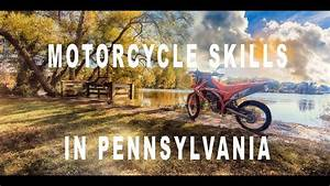 Pennsylvania Motorcycle Skills Test Requirements