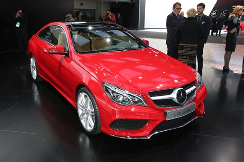 mercedes benz   class red