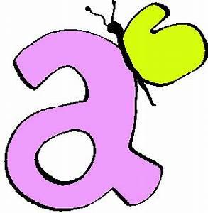 Buchstaben Basteln Vorlagen : basteln buchstaben zum ausdrucken bunt mit schmetterling ~ Lizthompson.info Haus und Dekorationen