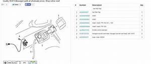 Audi A6 Fuel Door Issue