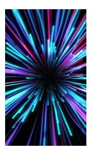 Bright Funky Neon Lights Background Stock Footage Video ...