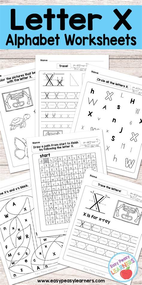 printable letter  worksheets alphabet worksheets