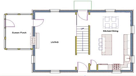 center hall colonial floor plans side hall colonial