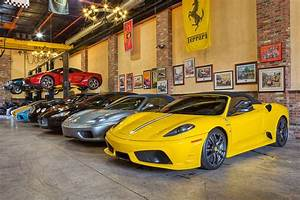 My Prestige Car : my dream luxury garage anyone car lover in toronto have one like this garage ferrari cars ~ Medecine-chirurgie-esthetiques.com Avis de Voitures