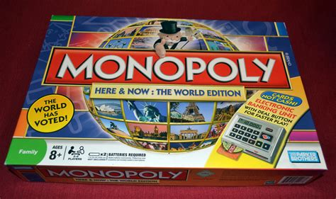 Monopoly Board Game Indonesia Gamesworld
