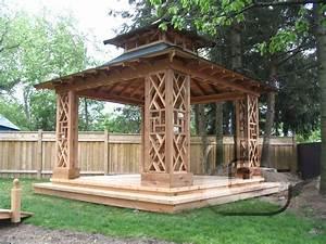gazebos custom cabanas garden sheds sheds gazebos With backyard sheds and gazebos