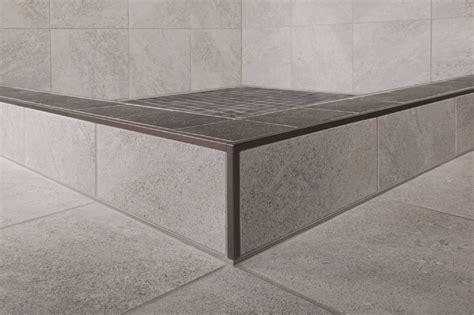 tiled shower shelf ideas gray matter schluter com