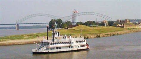 1 Day Mississippi River Boat Cruise From Memphis by Sail The Mississippi On The Memphis Queen Riverboat Cruises