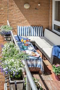 Wonderful, Tiny, Balcony, Decor, Ideas, For, This, Summer