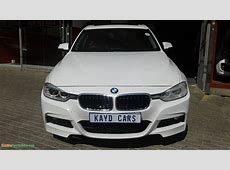 2012 BMW 320i Sport used car for sale in Johannesburg City