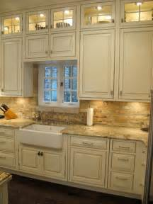 traditional backsplashes for kitchens award winning kitchen with brick backsplash chicago traditional kitchen chicago by