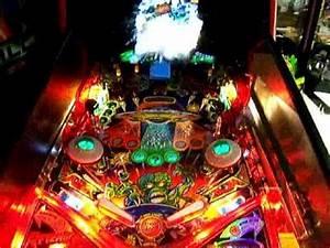 Bally Revenge From Mars Pinball Machine Attack Mars Game ...