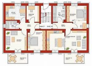 Mehrfamilienhaus Grundriss Modern : mehrfamilienhaus grundriss beispiele ~ Eleganceandgraceweddings.com Haus und Dekorationen