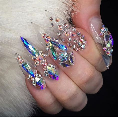 Check out @IRIESHOECLOSET #nails#naildesigns #coffin # ...