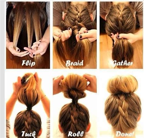 cute easy hairstyles you can do yourself hair