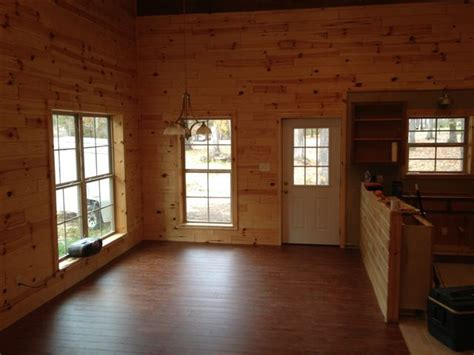 Home Interior Old Man And Woman : One Man + $80,000 = This Awesome 30 X 56 Metal Pole Barn