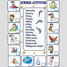 Work Sheets For Kids  Activity Shelter