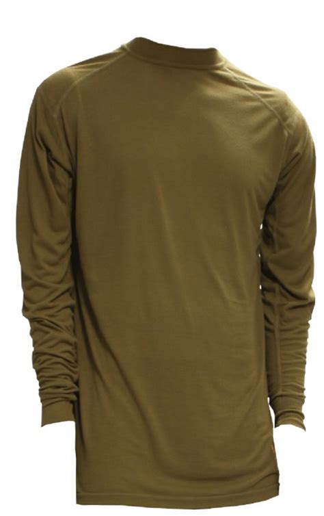 marine corps mcwcs flame resistant silkweight underwear