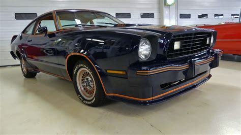 1978 Mustang King Cobra For Sale by 1978 Ford Mustang King Cobra Stock 177014 For Sale Near
